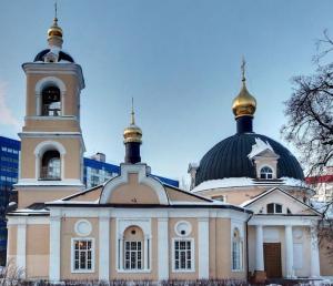 Гребневский храм г. Одинцово